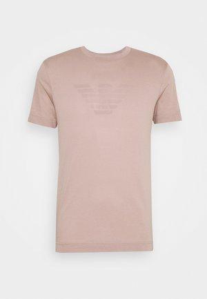 T-shirt print - light pink