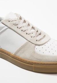 Filippa K - ROBERT MIX - Trainers - white/light grey - 5