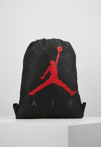 Jordan - AIR GYM SACK - Mochila de deporte - black - 0