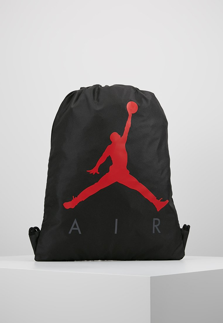 Jordan - AIR GYM SACK - Mochila de deporte - black