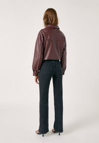 PULL&BEAR - Straight leg jeans - black - 2