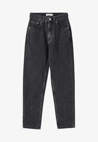 PULL&BEAR - Slim fit jeans - mottled dark grey - 6