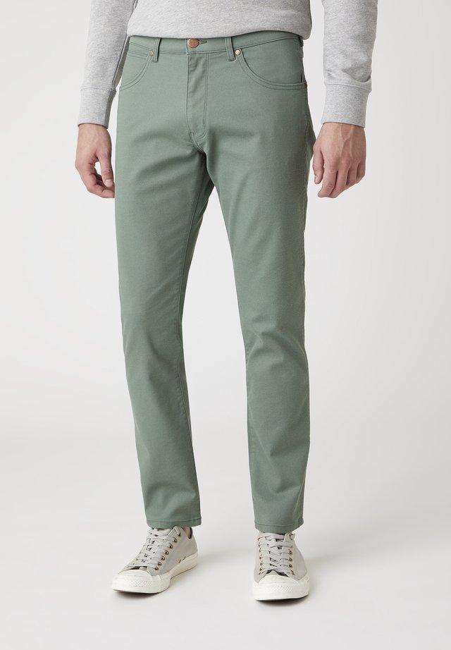 Slim fit jeans - wreath green