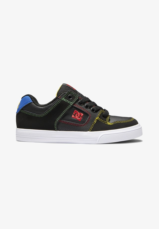 PURE - Sneakers laag - black/multi