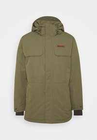 Columbia - RUGGED PATH - Parka - stone green - 4