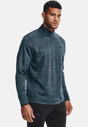 Fleece jumper - mechanic blue