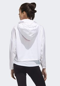 adidas Performance - ACTIVATED TECH WINDBREAKER - Windbreaker - white - 2