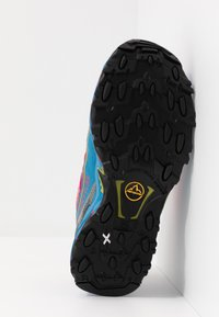La Sportiva - ULTRA RAPTOR WOMAN GTX - Trail running shoes - neptune/orchid - 4