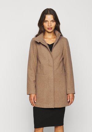 ONLCHRISA LIFE COAT - Short coat - camel