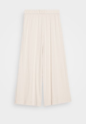 CILLA TROUSERS - Stoffhose - beige
