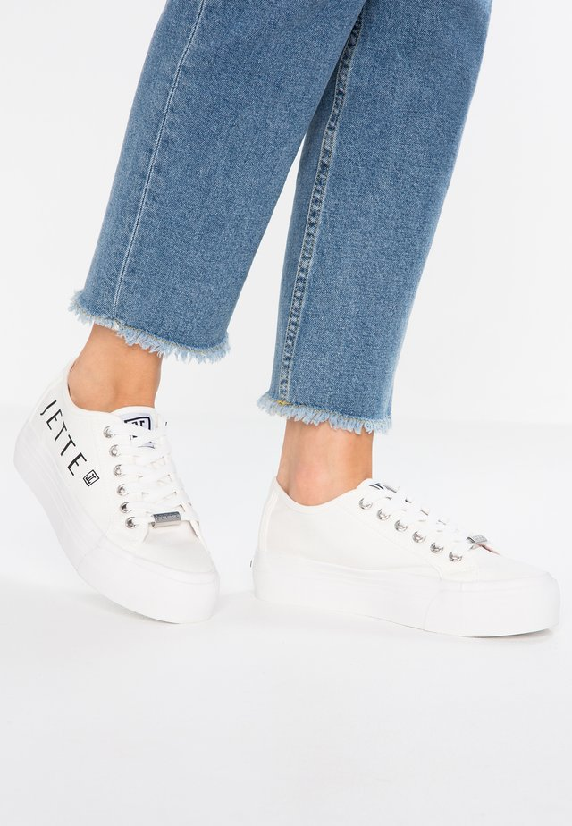Sneakers basse - white