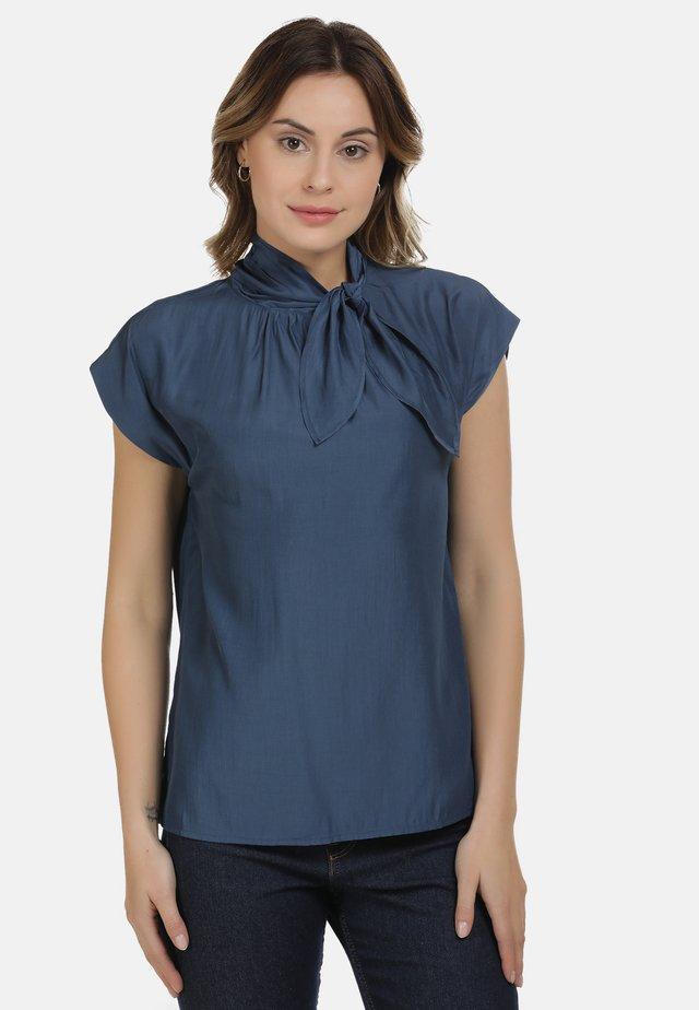 Blusa - denim blue