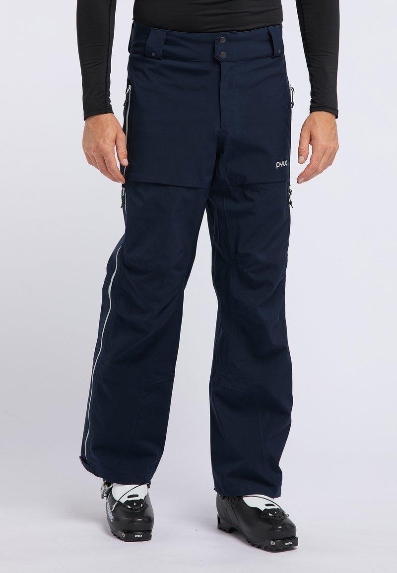 PYUA - RELEASE - Pantaloni da neve - navy blue