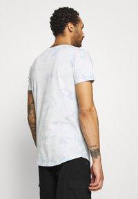 Lee - SHAPED TEE - T-shirt - bas - skyway blue - 2