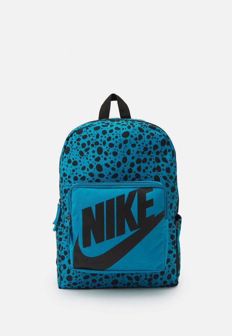 Nike Sportswear - CLASSIC UNISEX - Rucksack - cyber teal/black