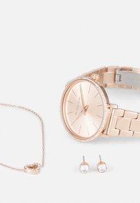 Michael Kors - SET - Watch - rose gold-coloured - 5
