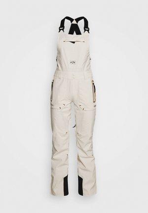 DRIFTER - Spodnie narciarskie - white cap