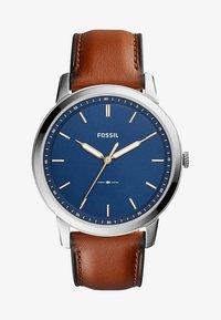 Fossil - THE MINIMALIST  - Zegarek - braun - 1