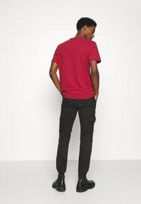 Teddy Smith - BATTLE  - Cargo trousers - noir - 2