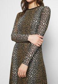 Notes du Nord - TARA DRESS - Maxi dress - brown - 6