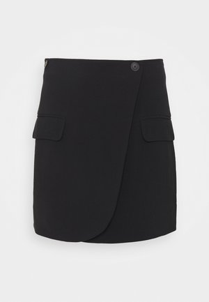 CITRINE SKIRT  - Minihame - black