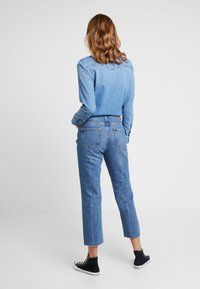 ONLY - ONLROXY TRAIGHT - Jeans Straight Leg - light blue denim - 2