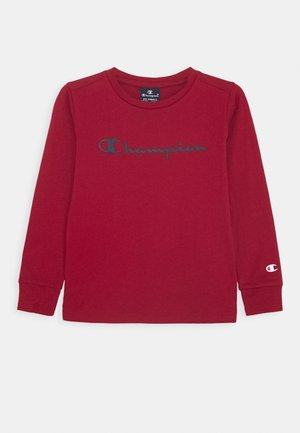 LEGACY AMERICAN CLASSICS LONG SLEEVE - Langærmede T-shirts - dark red