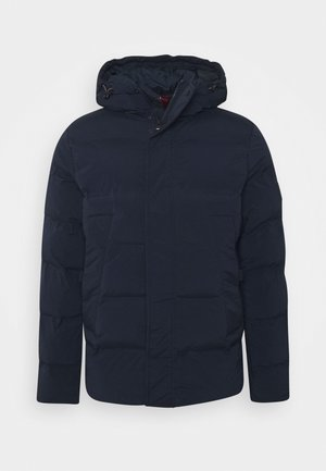 HOODED STRETCH - Vinterjakker - blue