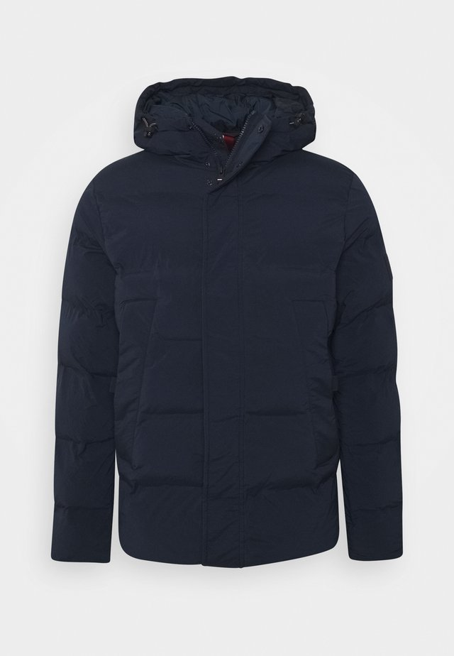 HOODED STRETCH - Veste d'hiver - blue