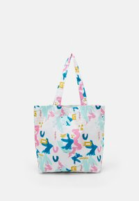 STUDIO ID - TOTE BAG M  - Tote bag - multi-coloured/light pink - 2