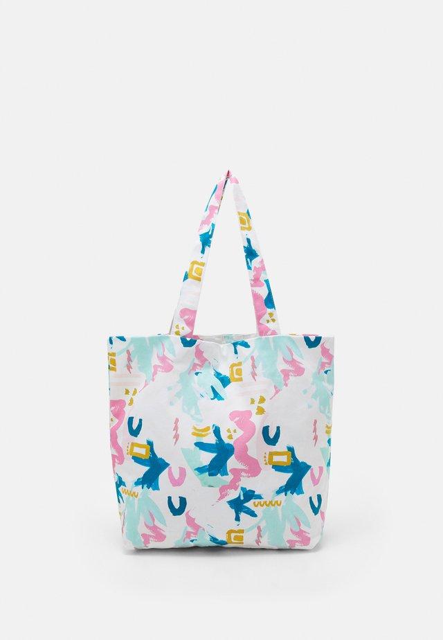 TOTE BAG M  - Shopper - multi-coloured/light pink