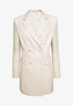 ANNIE THINKTWICE - Short coat - broken white
