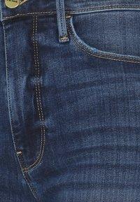 Frame Denim - LE SYLVIE SLENDER - Straight leg jeans - stallion - 7