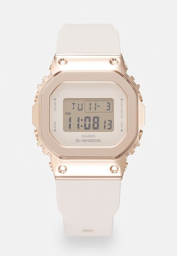 Digitaal horloge - rose