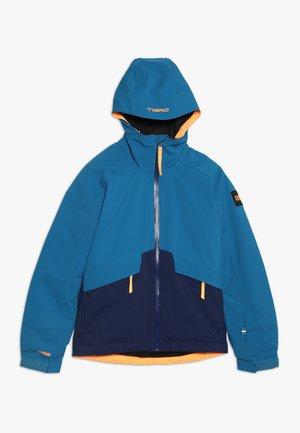 QUARTZITE JACKET - Lyžařská bunda - seaport blue
