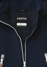 Reima - VANDRA UNISEX - Softshelljas - navy - 3