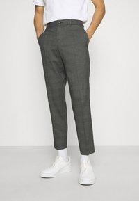 Esprit Collection - GLENCHECK - Suit - dark grey - 4