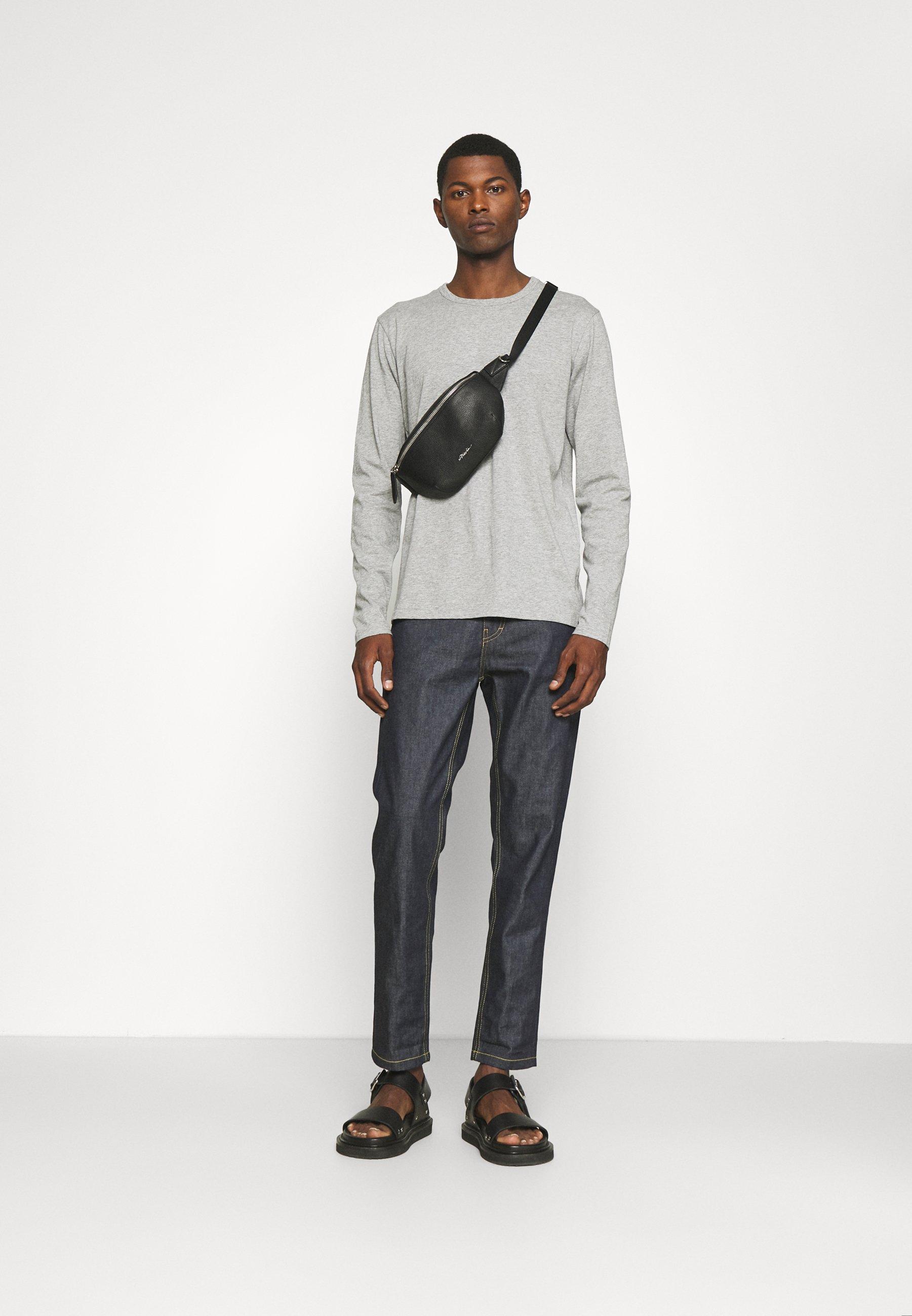 Men PRINCIPLE BASE TEE - Long sleeved top