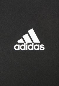 adidas Performance - Träningsbyxor - black/white - 6