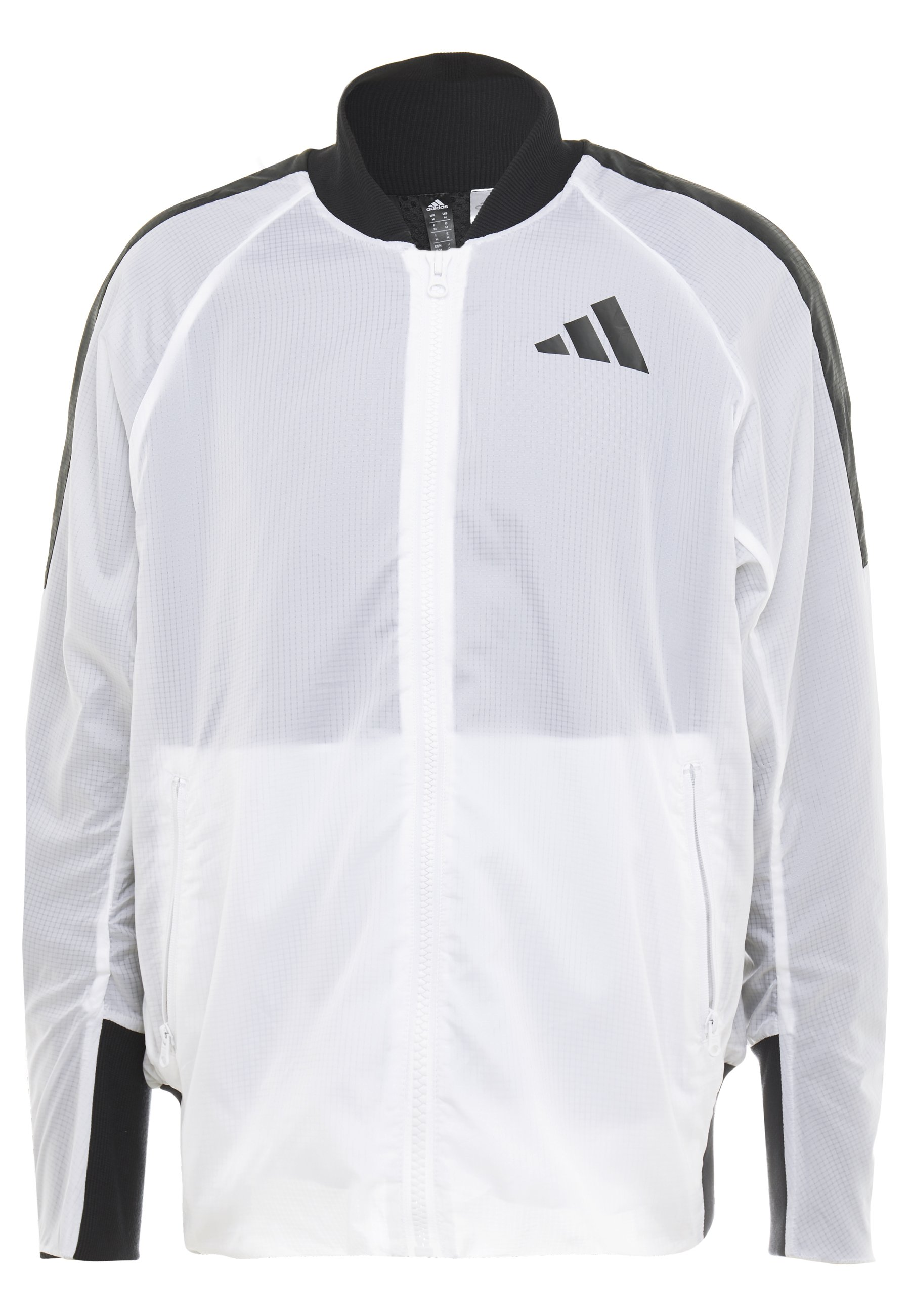 OVERSIZE STREET ATHLETICS JACKET Trainingsjacke white