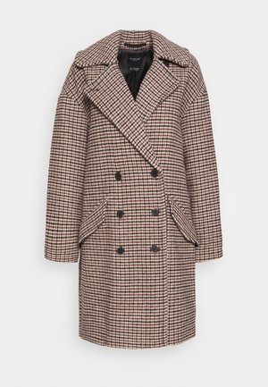 SLFESSIE COAT - Classic coat - light grey melange