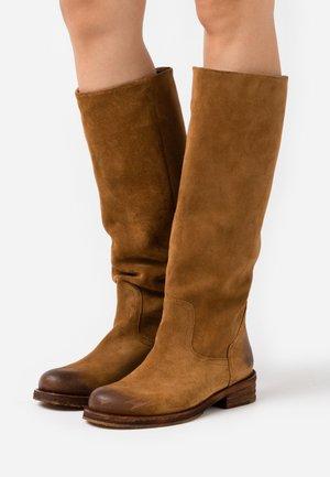COOPER - Boots - nirvan nicotinne