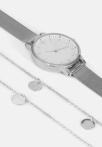 Even&Odd - SET - Horloge - silver-coloured - 5