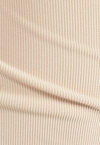 Bershka - Pantalon classique - white - 5