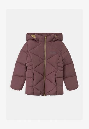 NKFMILTON PUFFER CAMP - Winter jacket - wistful mauve