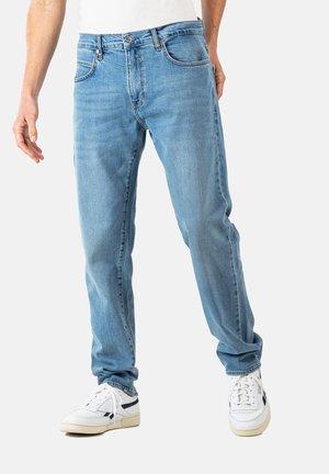 BARFLY - Straight leg jeans -  light blue stone