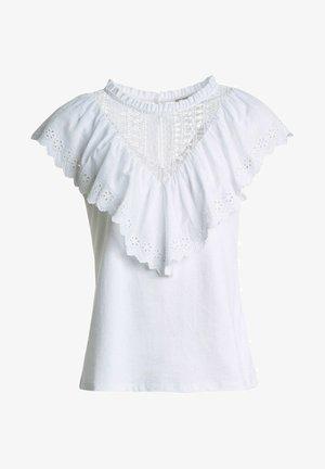 REGULAR - Print T-shirt - weiß_0001