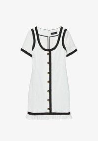 Uterqüe - Day dress - white - 4