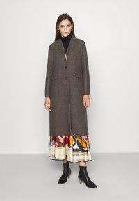 WEEKEND MaxMara - CANALE - Classic coat - dark brown - 0