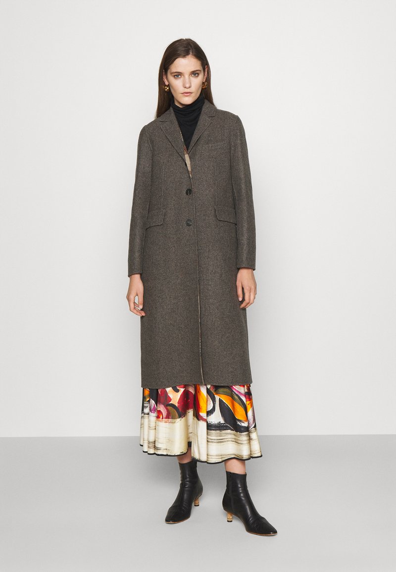 WEEKEND MaxMara - CANALE - Classic coat - dark brown